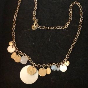 American Eagle Beachy Gold Necklace